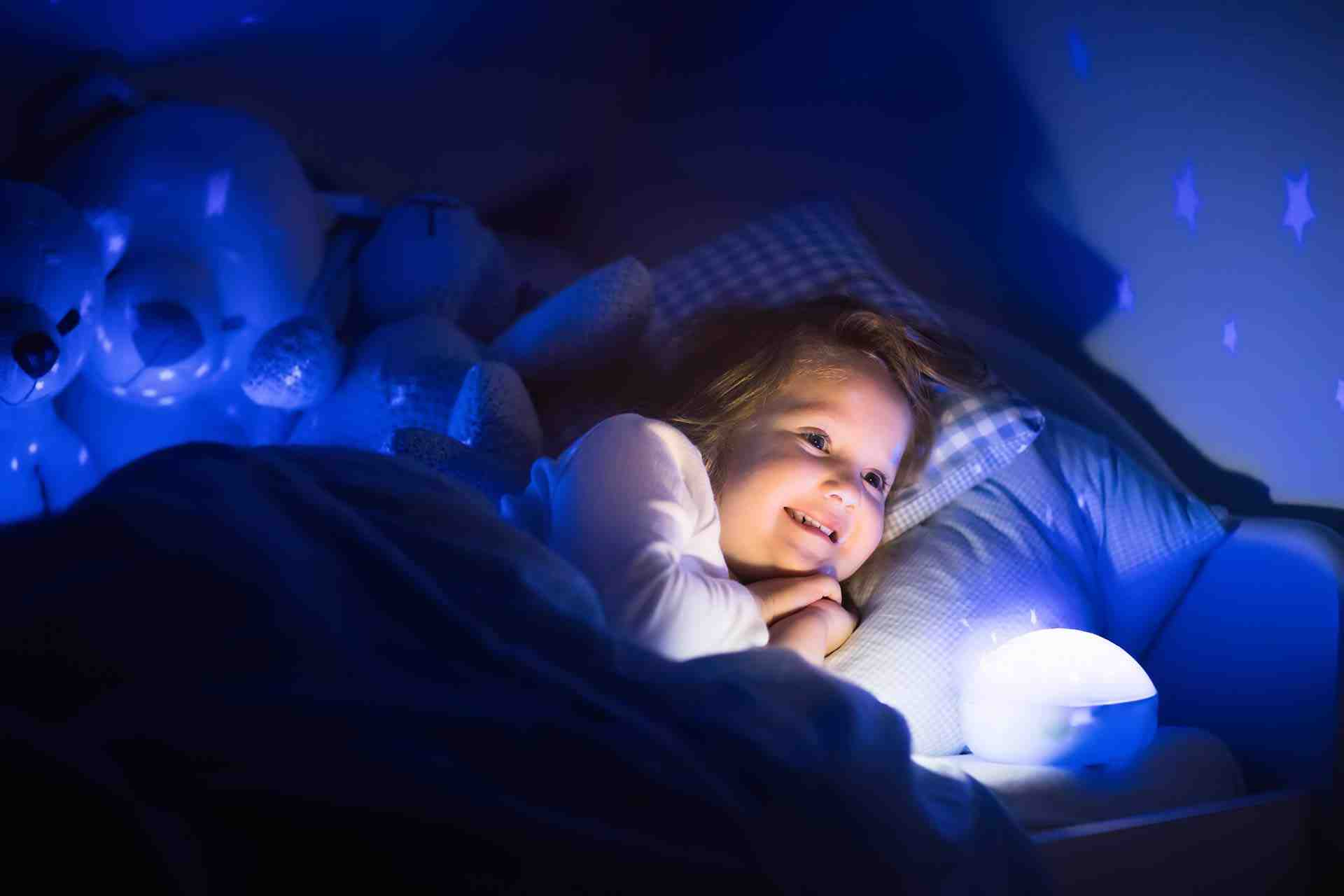 Comment choisir sa veilleuse pour enfant ?