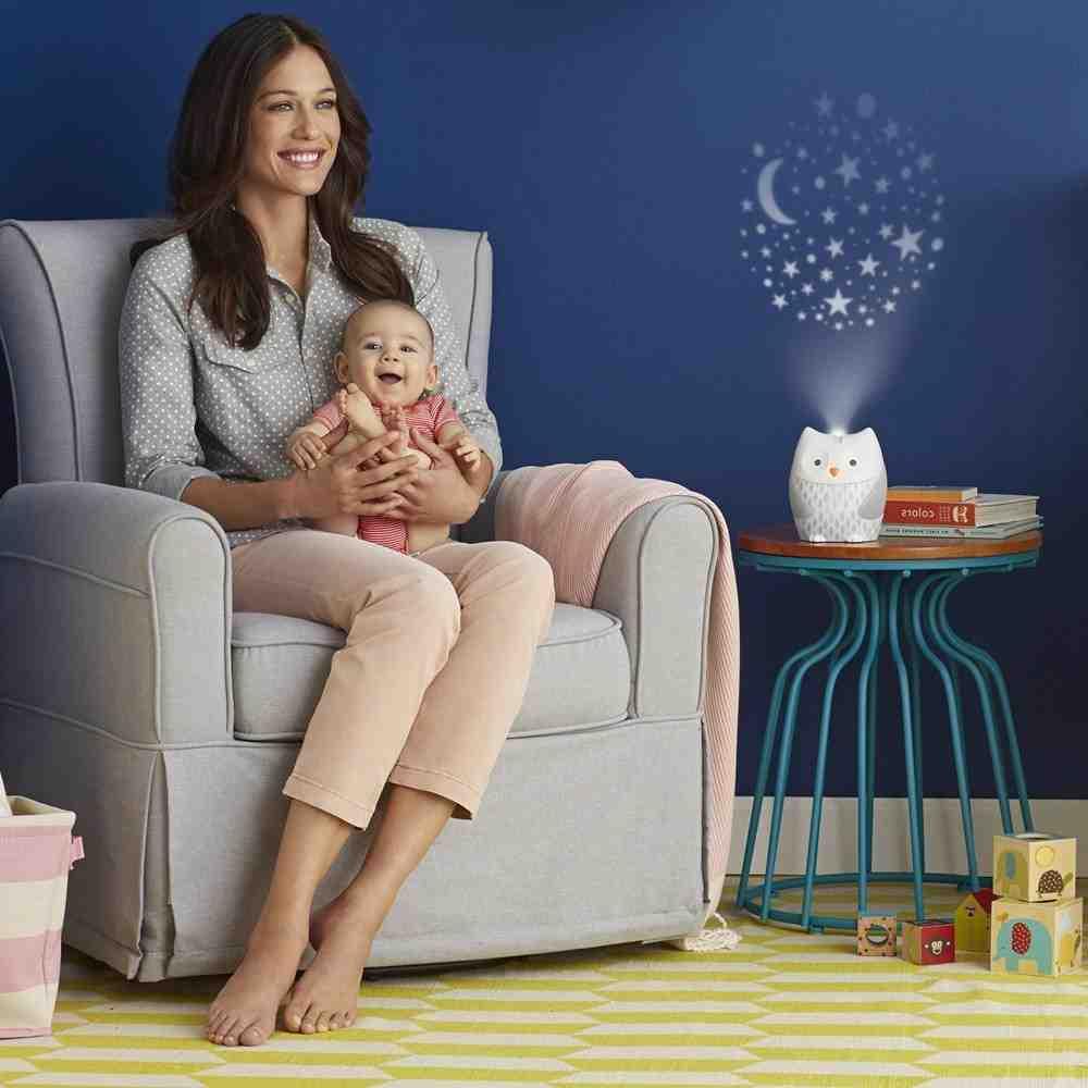 Quand mettre une veilleuse à bébé ?
