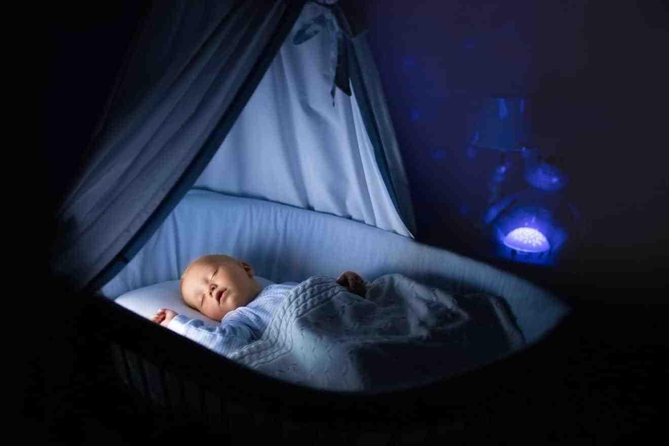Quelle veilleuse musicale pour bébé ?