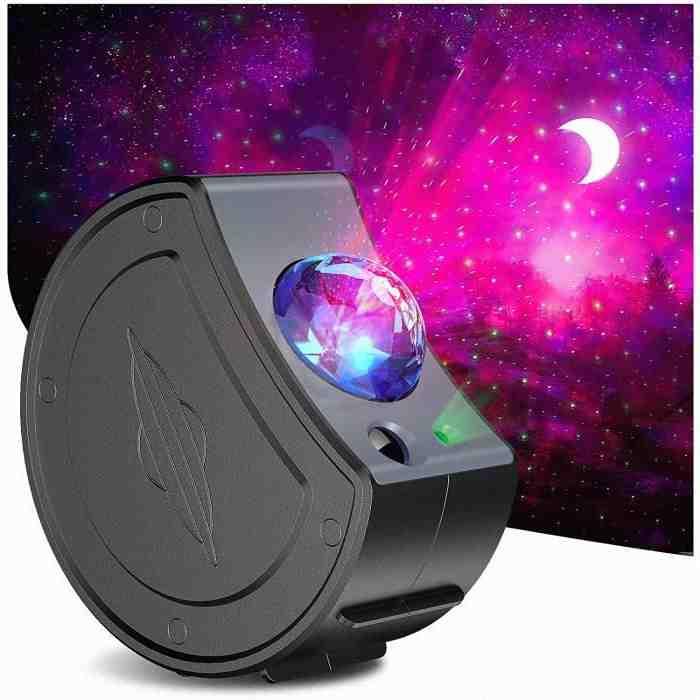 Comment utiliser le projecteur galaxie ?