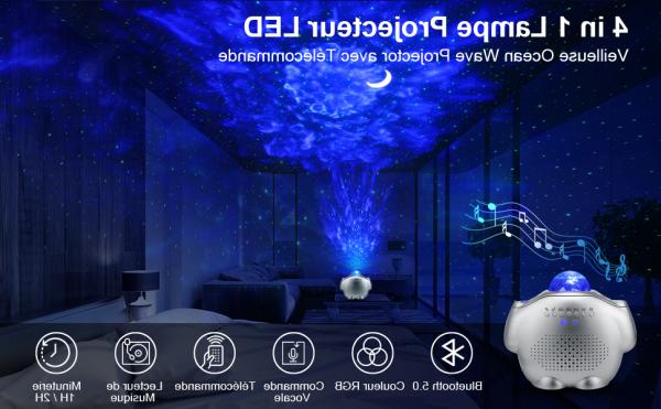 Projecteur ciel etoile pour chambre