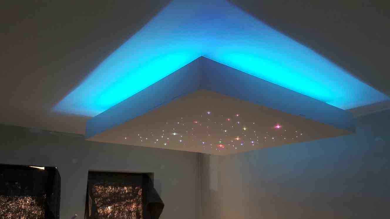 Comment avoir un plafond étoilé ?