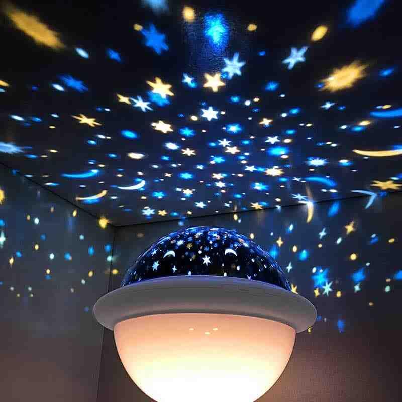 Comment créer un plafond étoilé ?