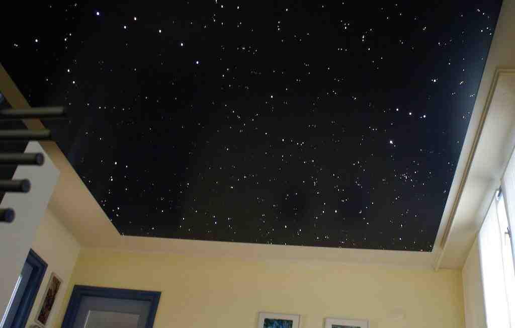 Comment faire un plafond lumineux ?