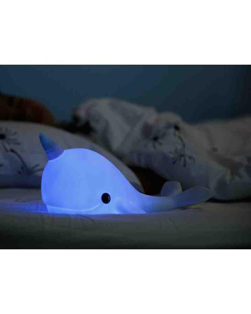 Quelle couleur de veilleuse pour dormir ?