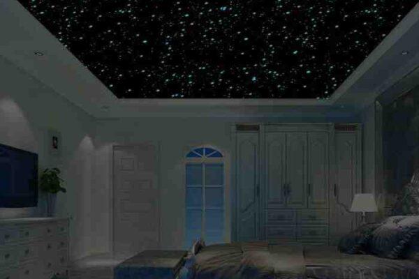 Comment faire un ciel étoilé au plafond ?