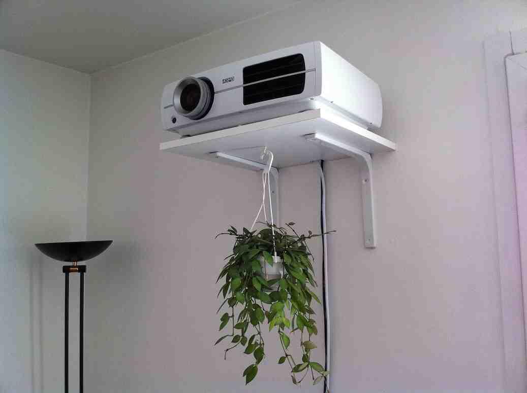 Comment lancer la projection sur vidéo projecteur depuis un PC ?