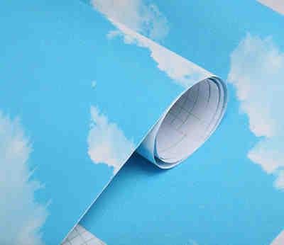 Comment faire un plafond nuage ?