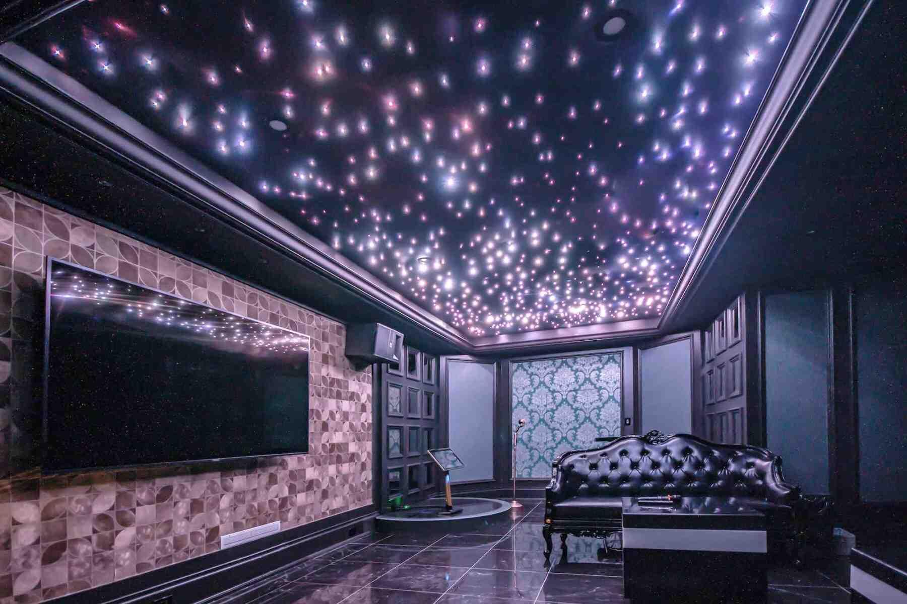 Comment installer un ruban LED encastré dans un mur ?